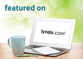 lynda.com badge