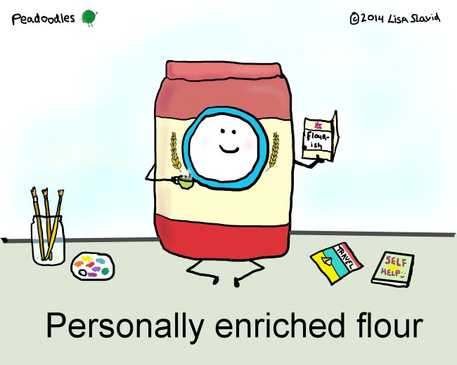 personally enriched flour 2014