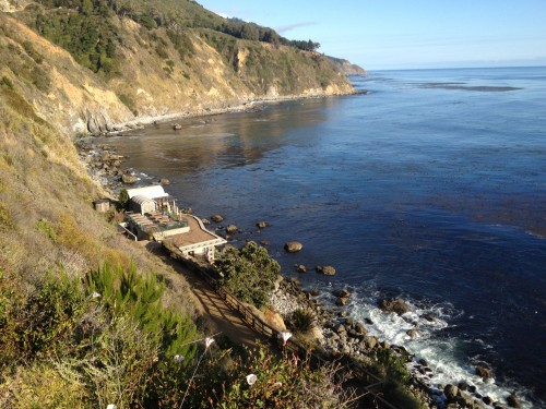 Esalen hottubs